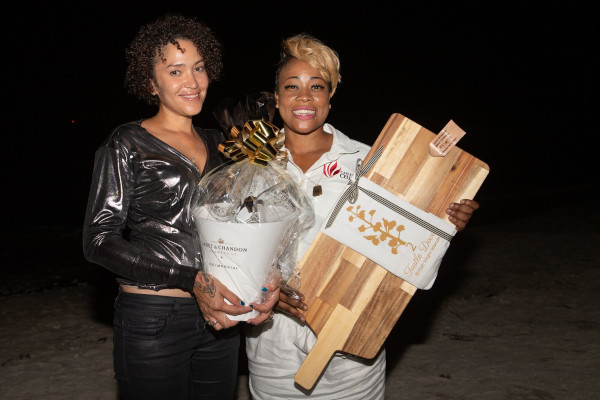 Catamaran Jans Felion Award Winning Chef Nia Moro