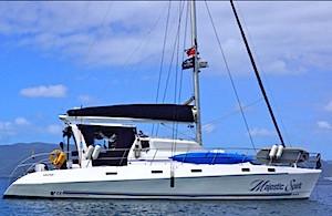 Majestic Spirit Catamaran Charter
