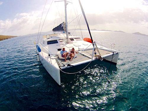 Catamaran Genesis Yacht Charter Vacations