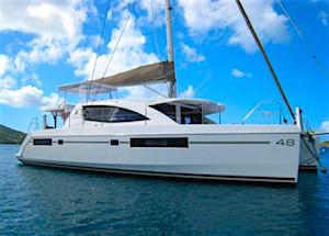 Sail Sunsplash Catamaran Charter