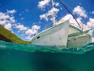 Catamaran Vivo Yacht Charter Vacation