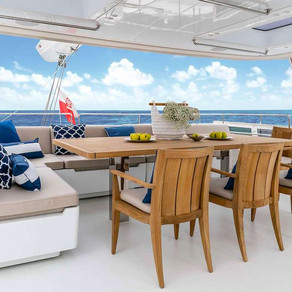 What to Expect on a Crewed Yacht Charter Vacation