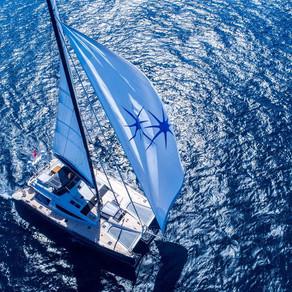 Catamaran Namaste Luxury Yacht Charter Vacation