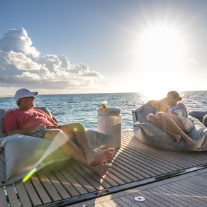 Catamaran Relentless Yacht Charter Vacation