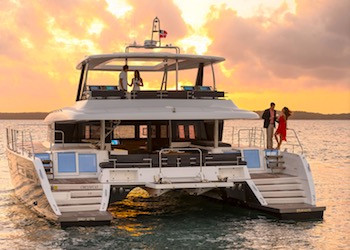 Catamaran Ultra Private Luxury Yacht Charter