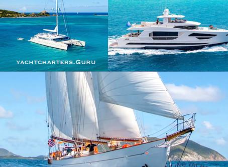 The Coronavirus and Private Yacht Charter