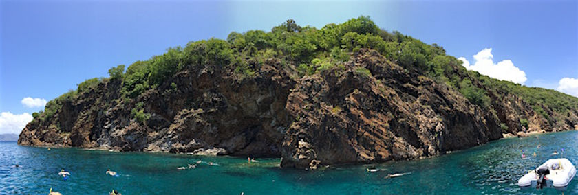The Caves at Norman British Virgin Islands BVI