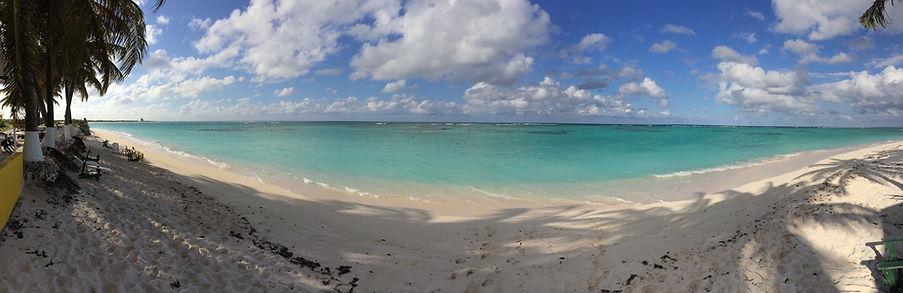 Cow Wreck Beach in Anegada British Virgin Islands BVI