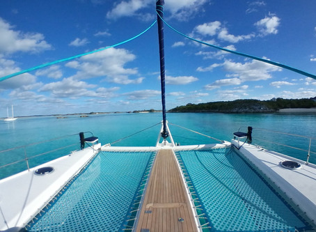 Should We Charter a Yacht in the Bahamas?