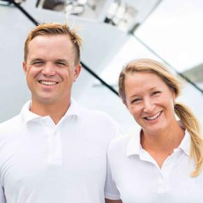 Meet the New Crew on Yacht Charter Catamaran Foxy Lady