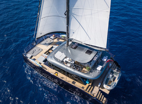 Vacation on the Newest Charter Yachts in 2020! Virgin Islands, Greece and Croatia!
