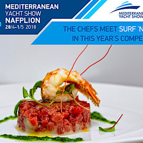 Award-Winning Mediterranean Yacht Charter Chefs