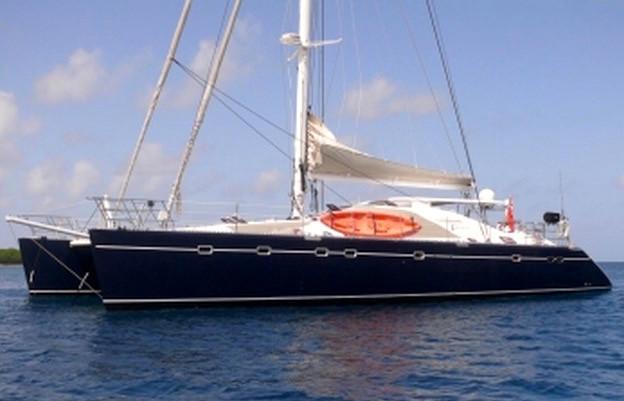 Yacht Felicia Catamaran