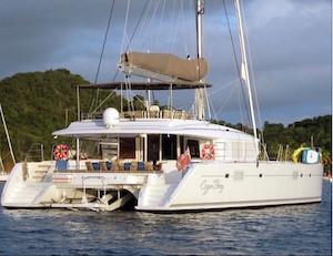 Copper Penny Catamaran Charter