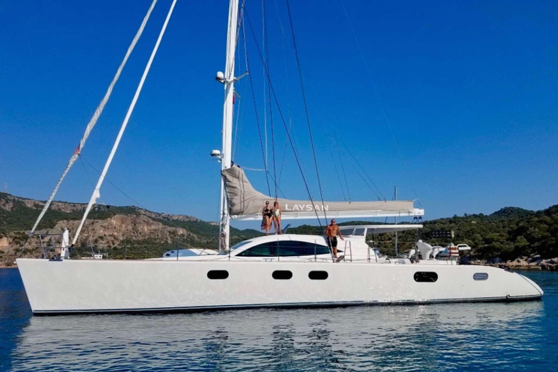 Catamaran Laysan Yacht Charter Vacations