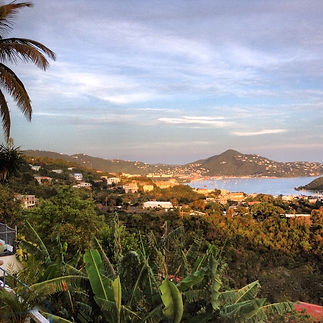 Charlotte Amalie Harbor in St. Thomas, U.S. Virgin Islands USVI