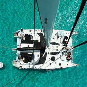 Catamaran Lolalita Guests Had Fun on Their Crewed Yacht Charter Vacation!
