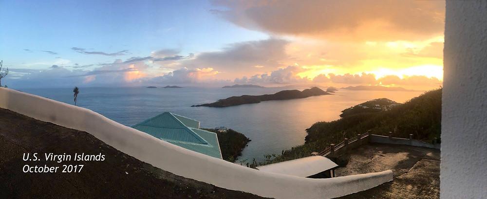 U.S. Virgin Islands October 2017