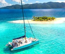 New Video of Catamaran Bliss: BVI Crewed Yacht Charter Vacation