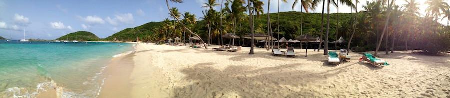 Deadman's Beach Peter Island Resort