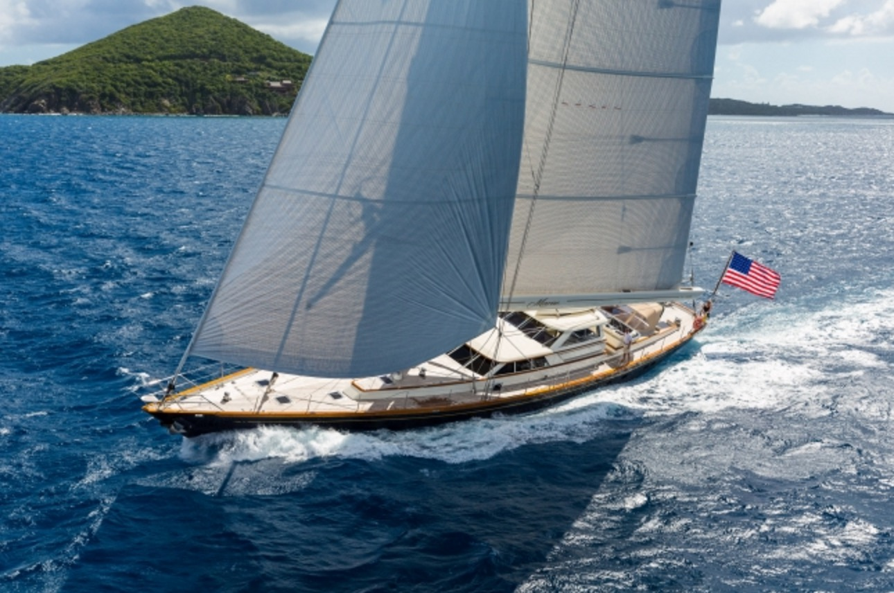 Sailing Yacht Marae Yacht Charter Vacations