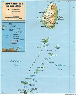 The Grenadine Islands