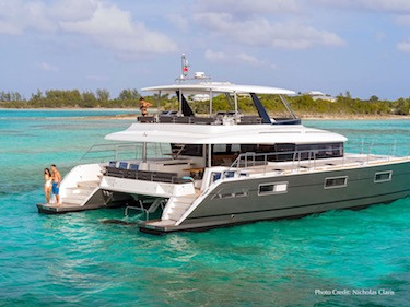 Catamaran Ultra Private Yacht Charter Vacation