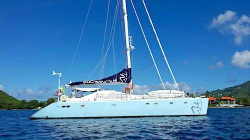 Catamaran Sagittarius Yacht Charter Vacations