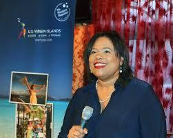 U.S. Virgin Islands Dept of Tourism Beverly Nicholson-Doty