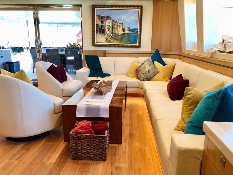 Power Catamaran Sea Glass