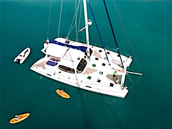 Kestrel Catamaran Yacht Charter Vacations