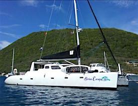 Sirius Escape Sailing Vacation