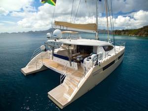 Xenia 50 Luxury Crewed Catamaran
