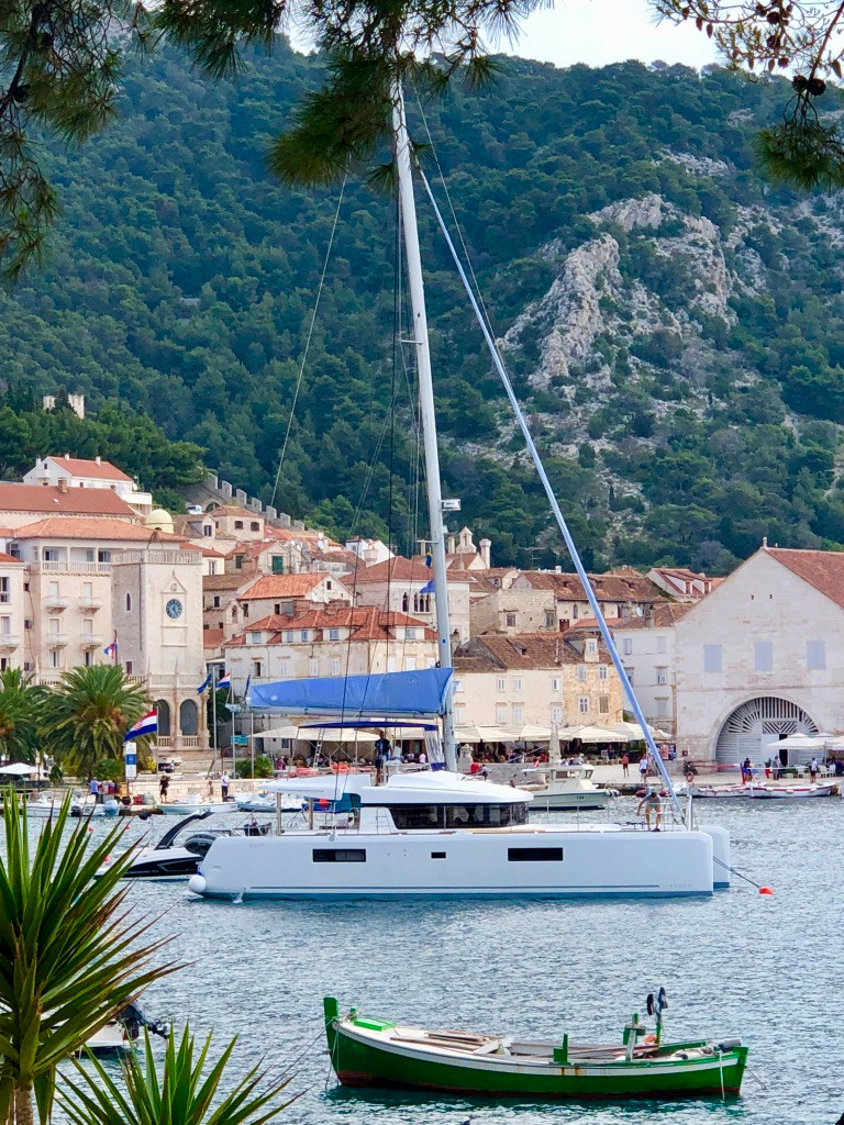 Yacht Charter Vacations in Croatia