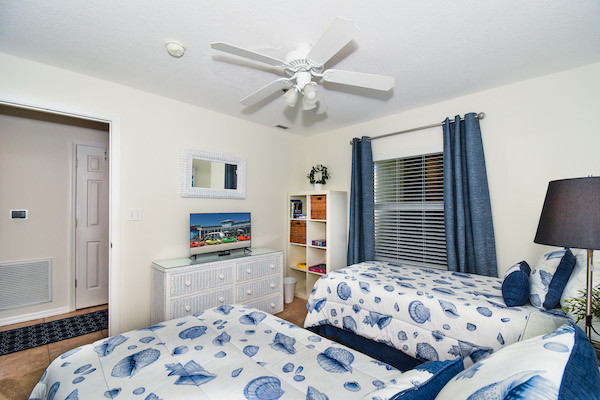 Ocean Walk Condo Interior Bedroom