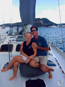 Yacht Charters Guru Captain Randy and Shelly Tucker