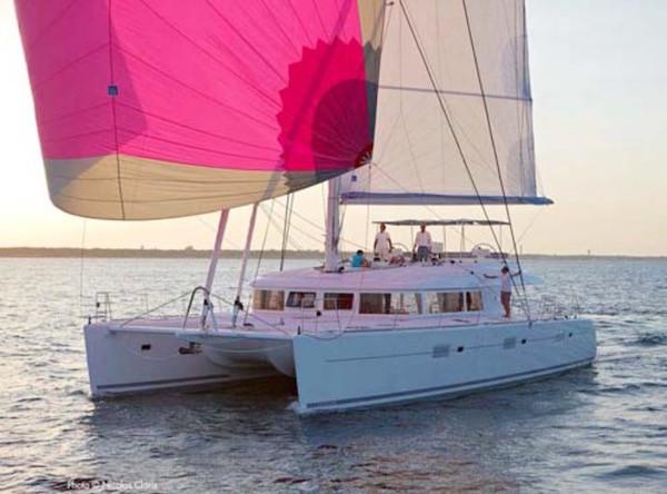 Catamaran Avalon discount crewed yacht charter virgin islands