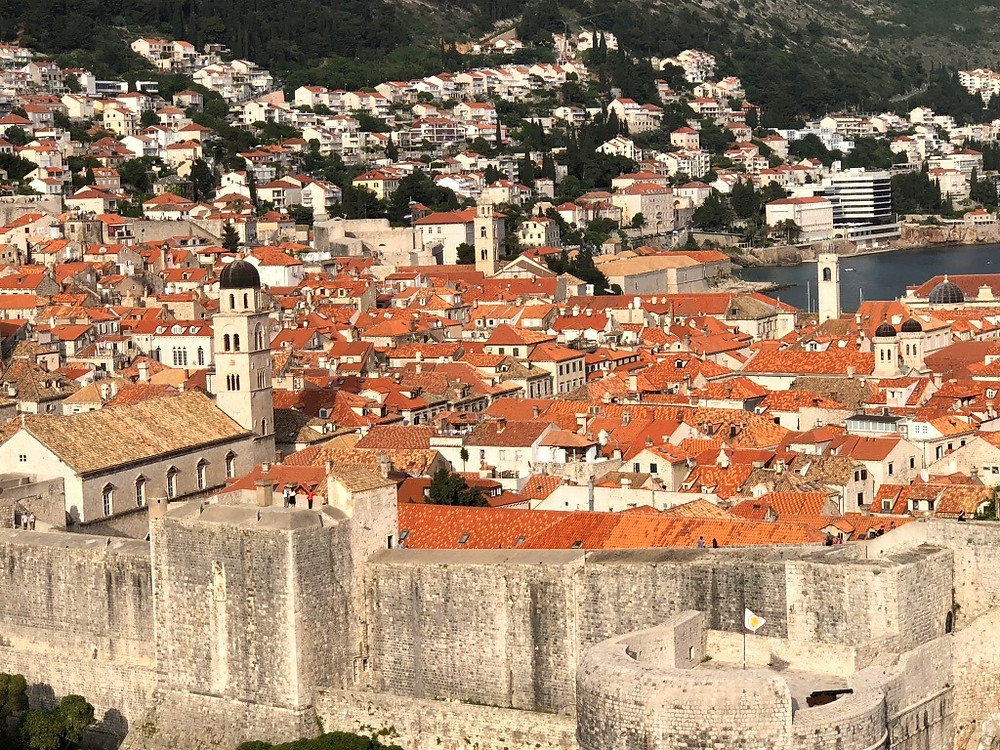 Dubrovnik Walls of Old Town
