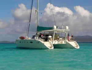 Delphine Catamaran