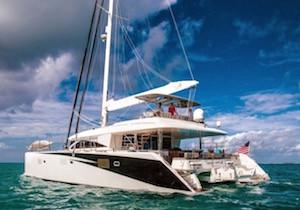 Catamaran Lady Katlo Discount on Yacht Charter Virgin Islands