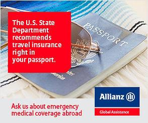 Alliance Global Assistance Travel Insura
