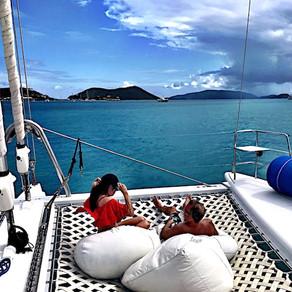 Catamaran Sail Away Offers No Hassle Yacht Charter Vacation Rebooking