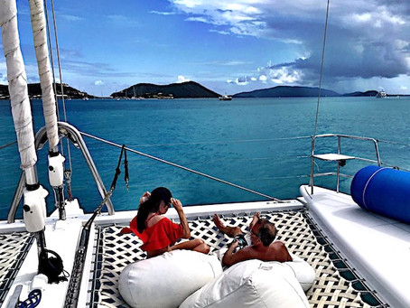 Catamaran Sail Away Offers No Hassle Yacht Charter Vacation Rebooking