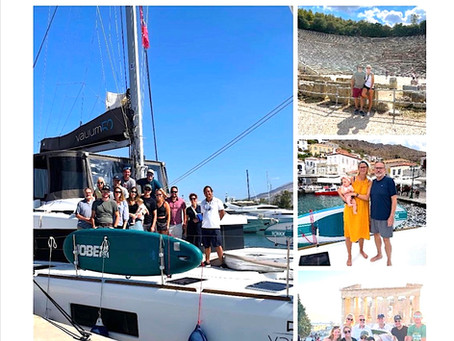 Yacht Charter Guest Reviews in Greece and Croatia