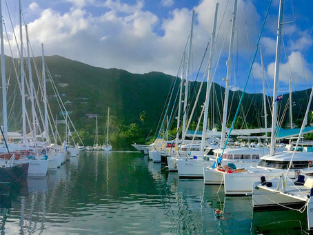 Luxury Crewed Virgin Islands Yachts & Catamarans Attending the May 2016 Show!