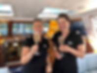 Crewed Charter Yacht Stewardess