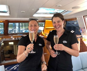 Award-winning Yacht Charter Chefs