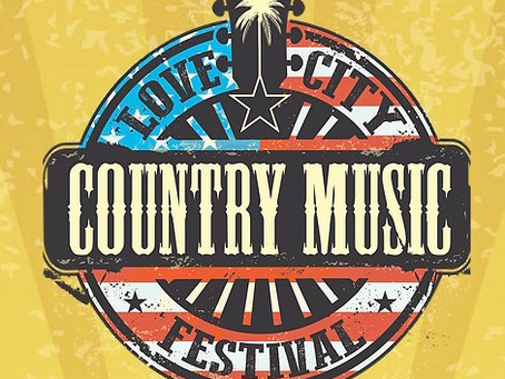 Love City Country Music Festival via Virgin Islands Crewed Yacht Charter Boat!