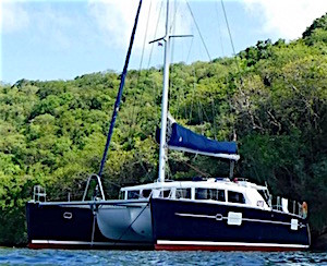 Castellina II Catamaran Charter Yacht