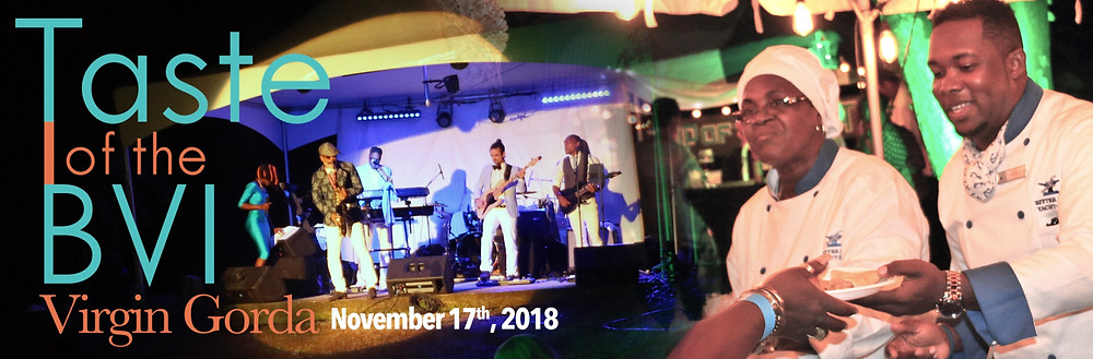 Taste of the BVI, Tortola: Nov 3, 2018